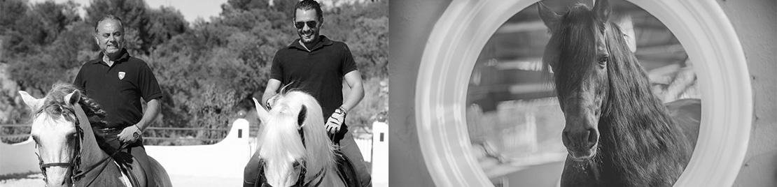 Club hípico en málaga con equitación artística