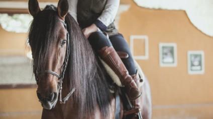 Amazonas a caballo en Málaga 2