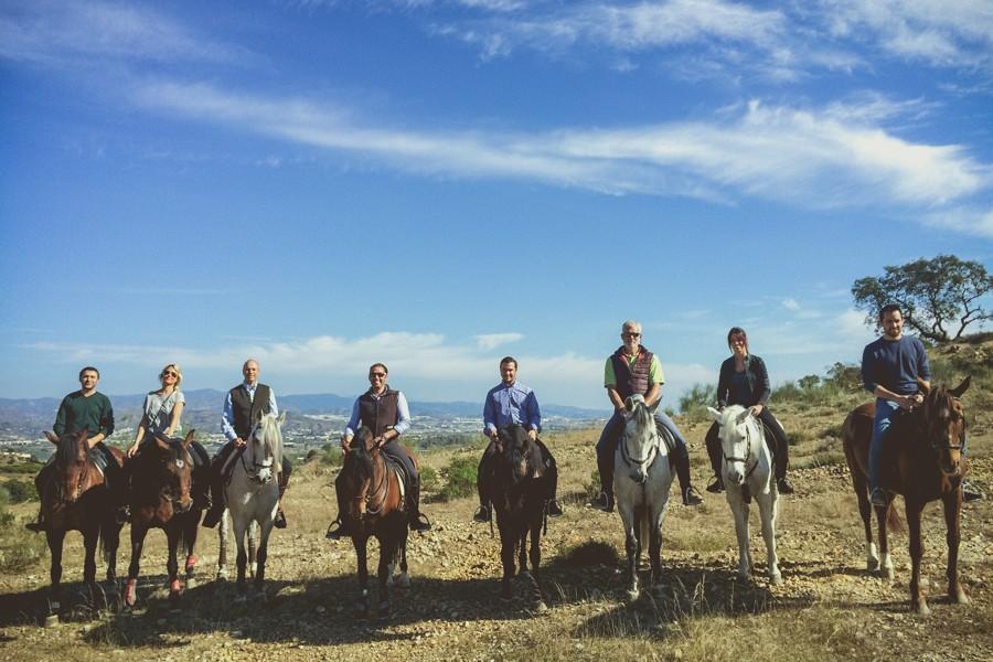Clases de equitacion y monta, doma clásica y artística 4
