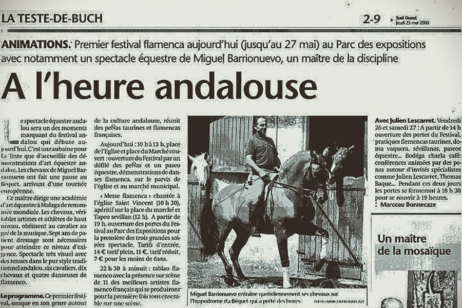 Noticias Centro Ecuestre Artequus