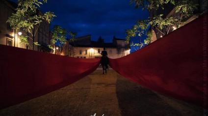 Espectáculo ecuestre internacional en Francia