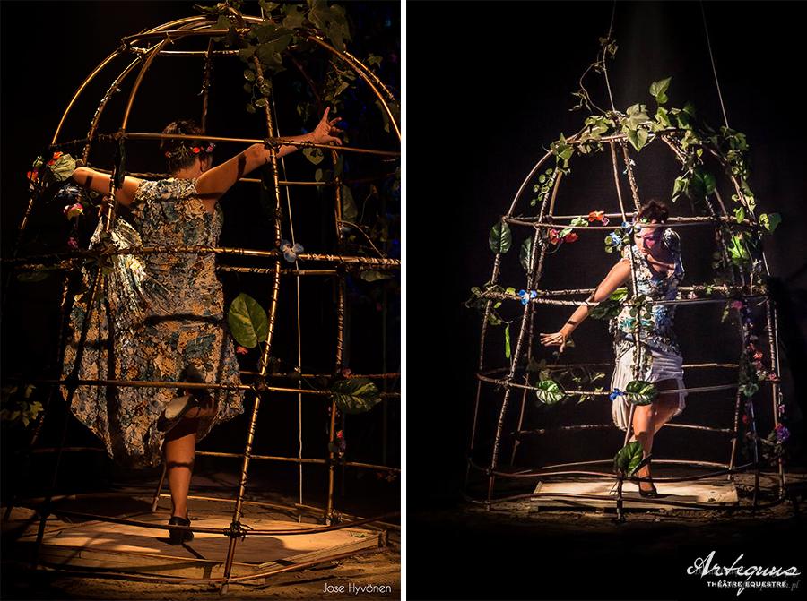 Espectaculares obras de teatro ecuestres de KALAZAGAN 10