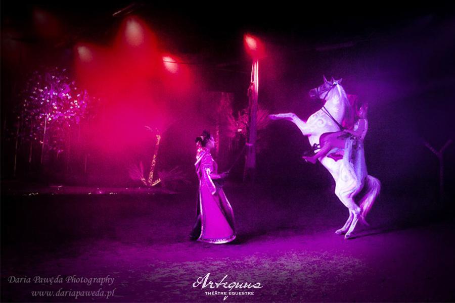 Espectaculares obras de teatro ecuestres de KALAZAGAN 3