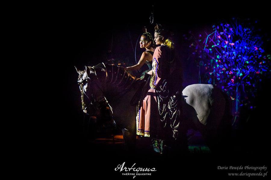Espectaculares obras de teatro ecuestres de KALAZAGAN 16